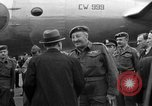 Image of Clement R Attlee Berlin Germany Gatow Airport, 1945, second 54 stock footage video 65675052647