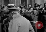 Image of Winston Churchill Berlin Germany Gatow Airport, 1945, second 38 stock footage video 65675052650