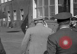 Image of Winston Churchill Berlin Germany Gatow Airport, 1945, second 40 stock footage video 65675052650
