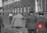Image of Winston Churchill Berlin Germany Gatow Airport, 1945, second 42 stock footage video 65675052650