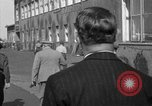Image of Winston Churchill Berlin Germany Gatow Airport, 1945, second 43 stock footage video 65675052650