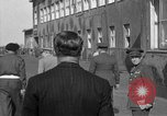 Image of Winston Churchill Berlin Germany Gatow Airport, 1945, second 44 stock footage video 65675052650