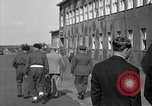 Image of Winston Churchill Berlin Germany Gatow Airport, 1945, second 46 stock footage video 65675052650