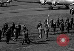 Image of Winston Churchill Berlin Germany Gatow Airport, 1945, second 47 stock footage video 65675052650