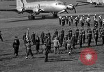 Image of Winston Churchill Berlin Germany Gatow Airport, 1945, second 52 stock footage video 65675052650
