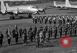 Image of Winston Churchill Berlin Germany Gatow Airport, 1945, second 55 stock footage video 65675052650