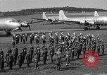 Image of Winston Churchill Berlin Germany Gatow Airport, 1945, second 61 stock footage video 65675052650