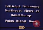 Image of wooded shores Babelthuap Island Palau Pacific, 1945, second 3 stock footage video 65675052651