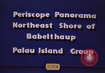 Image of wooded shores Babelthuap Island Palau Pacific, 1945, second 4 stock footage video 65675052651