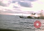Image of Submarine USS Barb attacks Japanese ship Pacific Ocean, 1945, second 6 stock footage video 65675052655