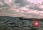 Image of Submarine USS Barb attacks Japanese ship Pacific Ocean, 1945, second 16 stock footage video 65675052655