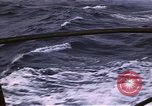 Image of Submarine USS Barb attacks Japanese ship Pacific Ocean, 1945, second 23 stock footage video 65675052655