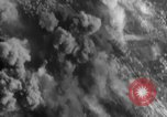 Image of exploding bombs Western Front European Theater, 1943, second 29 stock footage video 65675052656