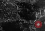 Image of exploding bombs Western Front European Theater, 1943, second 43 stock footage video 65675052656