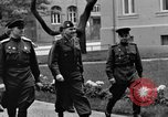 Image of Major General Floyd L Parks Potsdam Germany, 1945, second 20 stock footage video 65675052661