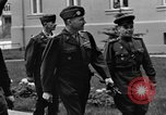 Image of Major General Floyd L Parks Potsdam Germany, 1945, second 22 stock footage video 65675052661