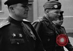 Image of Major General Floyd L Parks Potsdam Germany, 1945, second 24 stock footage video 65675052661