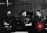 Image of Major General Floyd L Parks Potsdam Germany, 1945, second 45 stock footage video 65675052661