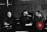 Image of Major General Floyd L Parks Potsdam Germany, 1945, second 48 stock footage video 65675052661