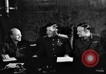 Image of Major General Floyd L Parks Potsdam Germany, 1945, second 57 stock footage video 65675052661