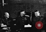 Image of Major General Floyd L Parks Potsdam Germany, 1945, second 58 stock footage video 65675052661