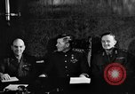 Image of Major General Floyd L Parks Potsdam Germany, 1945, second 61 stock footage video 65675052661