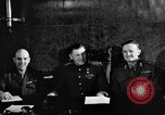 Image of Major General Floyd L Parks Potsdam Germany, 1945, second 62 stock footage video 65675052661