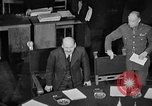 Image of Harry S Truman Potsdam Germany, 1945, second 18 stock footage video 65675052665