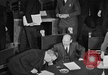 Image of Harry S Truman Potsdam Germany, 1945, second 26 stock footage video 65675052665