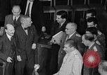 Image of Harry S Truman Potsdam Germany, 1945, second 39 stock footage video 65675052665