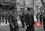 Image of Clement Attlee Potsdam Germany, 1945, second 15 stock footage video 65675052668
