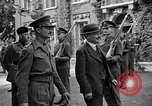 Image of Clement Attlee Potsdam Germany, 1945, second 16 stock footage video 65675052668