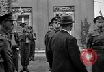 Image of Clement Attlee Potsdam Germany, 1945, second 20 stock footage video 65675052668