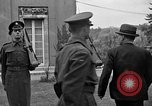 Image of Clement Attlee Potsdam Germany, 1945, second 22 stock footage video 65675052668