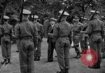 Image of Clement Attlee Potsdam Germany, 1945, second 30 stock footage video 65675052668