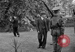 Image of Clement Attlee Potsdam Germany, 1945, second 40 stock footage video 65675052668
