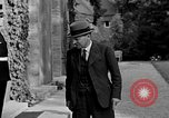 Image of Clement Attlee Potsdam Germany, 1945, second 44 stock footage video 65675052668