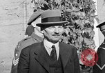 Image of Clement Attlee Potsdam Germany, 1945, second 55 stock footage video 65675052668