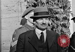 Image of Clement Attlee Potsdam Germany, 1945, second 56 stock footage video 65675052668