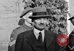 Image of Clement Attlee Potsdam Germany, 1945, second 57 stock footage video 65675052668