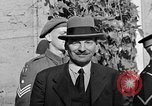 Image of Clement Attlee Potsdam Germany, 1945, second 58 stock footage video 65675052668