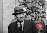 Image of Clement Attlee Potsdam Germany, 1945, second 59 stock footage video 65675052668