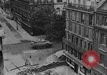 Image of Allied troops Paris France, 1944, second 32 stock footage video 65675052670