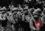Image of Training of Japanese soldiers in World War II Mariana Islands, 1945, second 39 stock footage video 65675052672