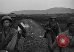 Image of 7th Infantry Division soldiers Kin Okinawa Ryukyu Islands, 1945, second 47 stock footage video 65675052683