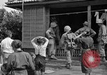 Image of 7th Division infantrymen Kin Okinawa Ryukyu Islands, 1945, second 14 stock footage video 65675052688