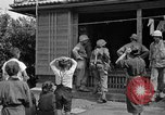 Image of 7th Division infantrymen Kin Okinawa Ryukyu Islands, 1945, second 15 stock footage video 65675052688