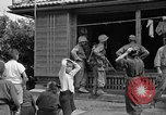 Image of 7th Division infantrymen Kin Okinawa Ryukyu Islands, 1945, second 16 stock footage video 65675052688