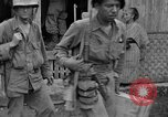 Image of 7th Division infantrymen Kin Okinawa Ryukyu Islands, 1945, second 26 stock footage video 65675052688