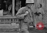 Image of 7th Division infantrymen Kin Okinawa Ryukyu Islands, 1945, second 27 stock footage video 65675052688